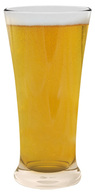 GLASSWARE - OUTDOOR Design+ Contemporary Pilsner Beer - 14 oz