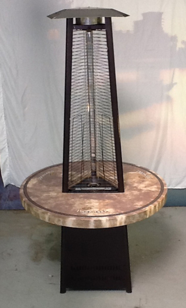 LOADING IMAGES. TOWER OF FIRE   PATIO HEATER ...