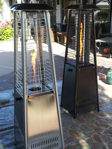 PATIO HEATERS INFINITY JR TABLE TOP PATIO HEATER